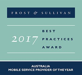 mobile service provider of the year