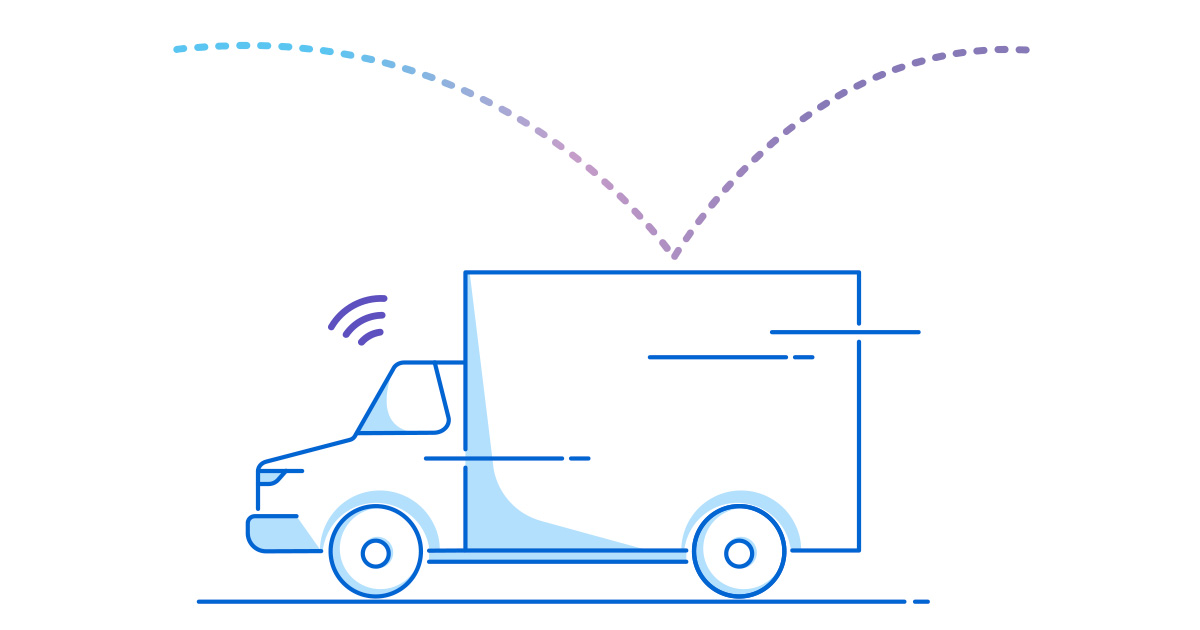 Connected vehicle for iot