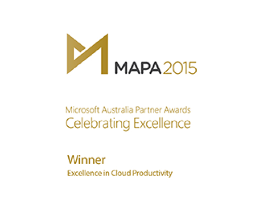 MAPA Cloud productivity