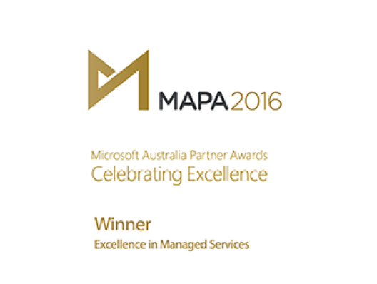 MAPA Managed Services logo