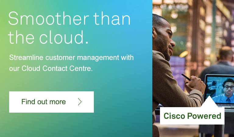 Cloud contact centre
