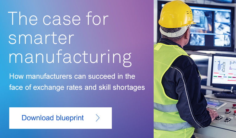 Case for smarter manufacturing download bluprint