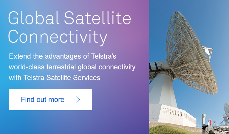 global satellite connectivity