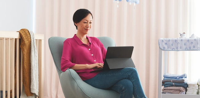 Stay connected at home by switching to the nbn