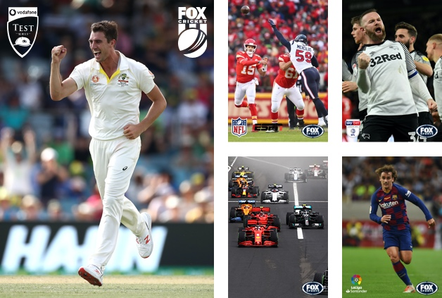 The Foxtel Now Sports pack includes access to NRL, AFL, cricket and NBA.