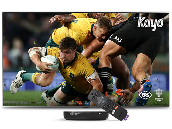 Watch the Wallabies live on Kayo