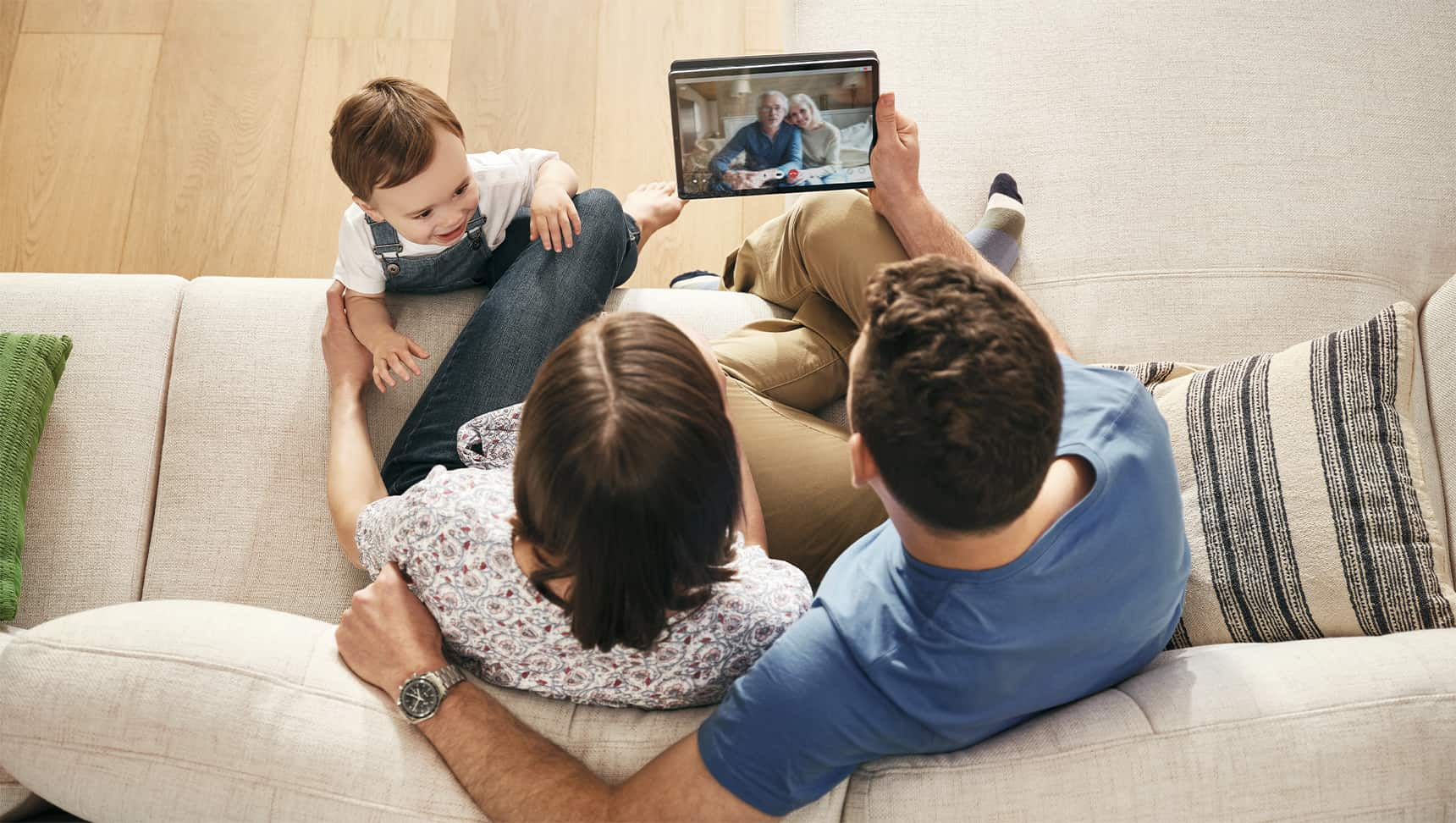 Connect to Telstra internet and enjoy online entertainment with your family. New customers receive a Telstra Smart Modem.