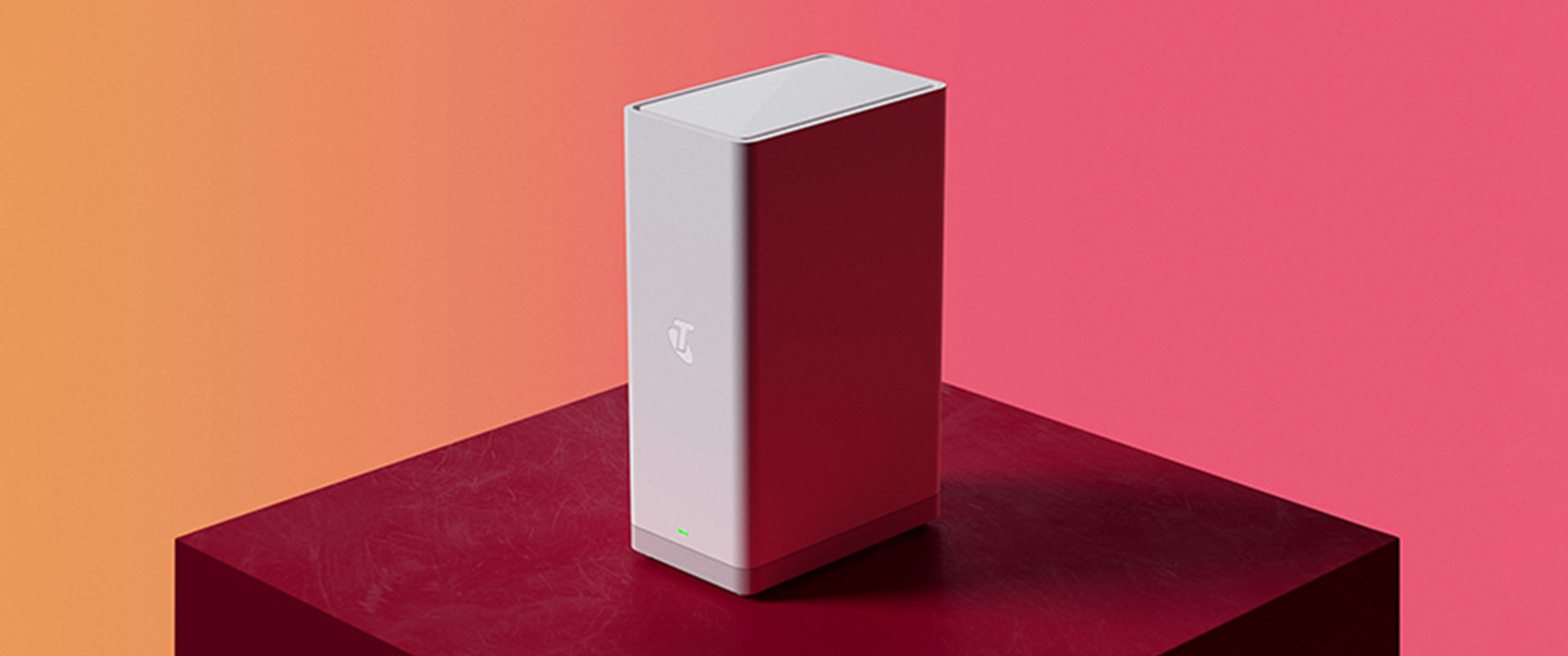 Connect to the internet with the Telstra Smart Modem