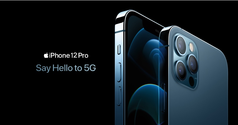 iPhone 12 Pro. A new era of speed.