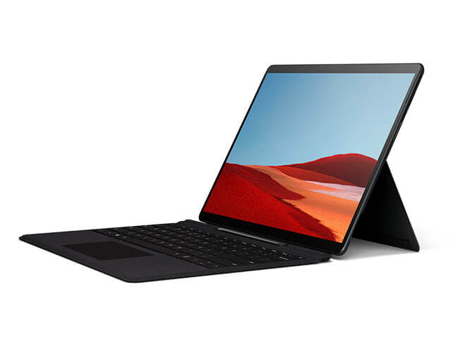 Microsoft Surface Pro X Black