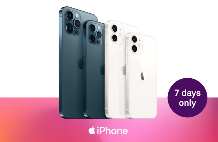 See iPhone offers now and only for 7 days.