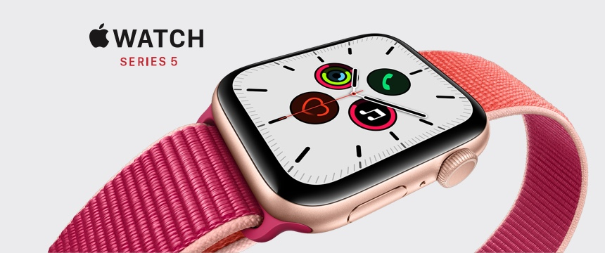 Apple watch banners