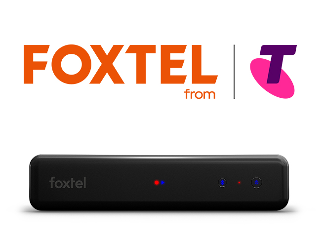 See Foxtel from Telstra packages which include the Foxtel iQ4 device