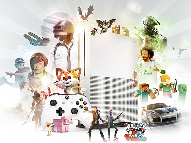 Xbox Game Pass gives you access to over 100 games