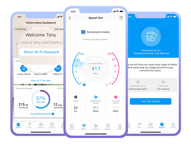 Home Dashboard app can help you keep your Wi-Fi healthy