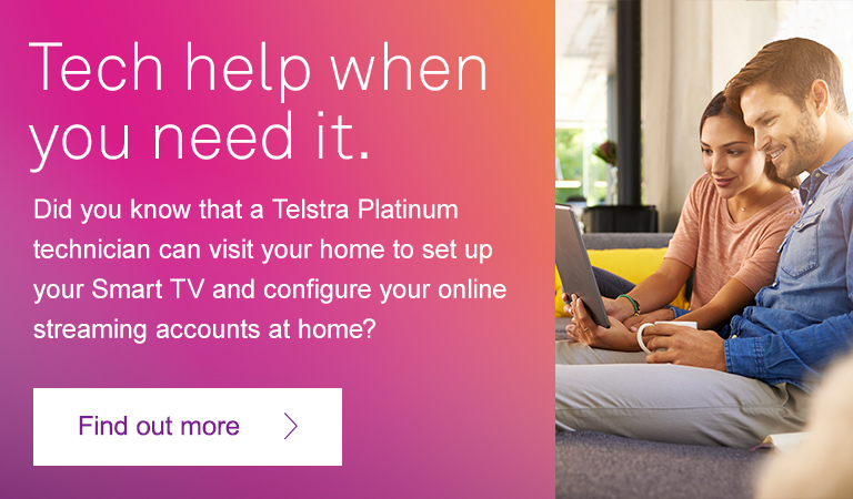Telstra Platinum