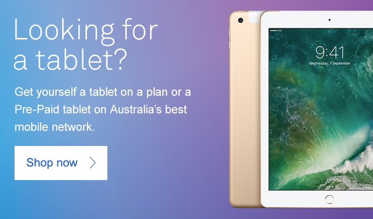 Looking for a tablet?