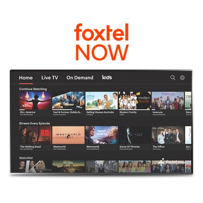 Image showing Foxtel now channels