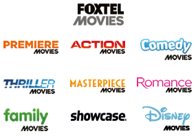 foxtel on tbox logos movies