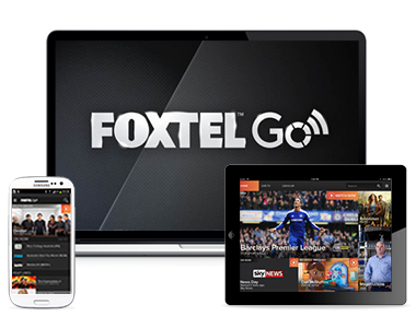 Foxtel Go devices