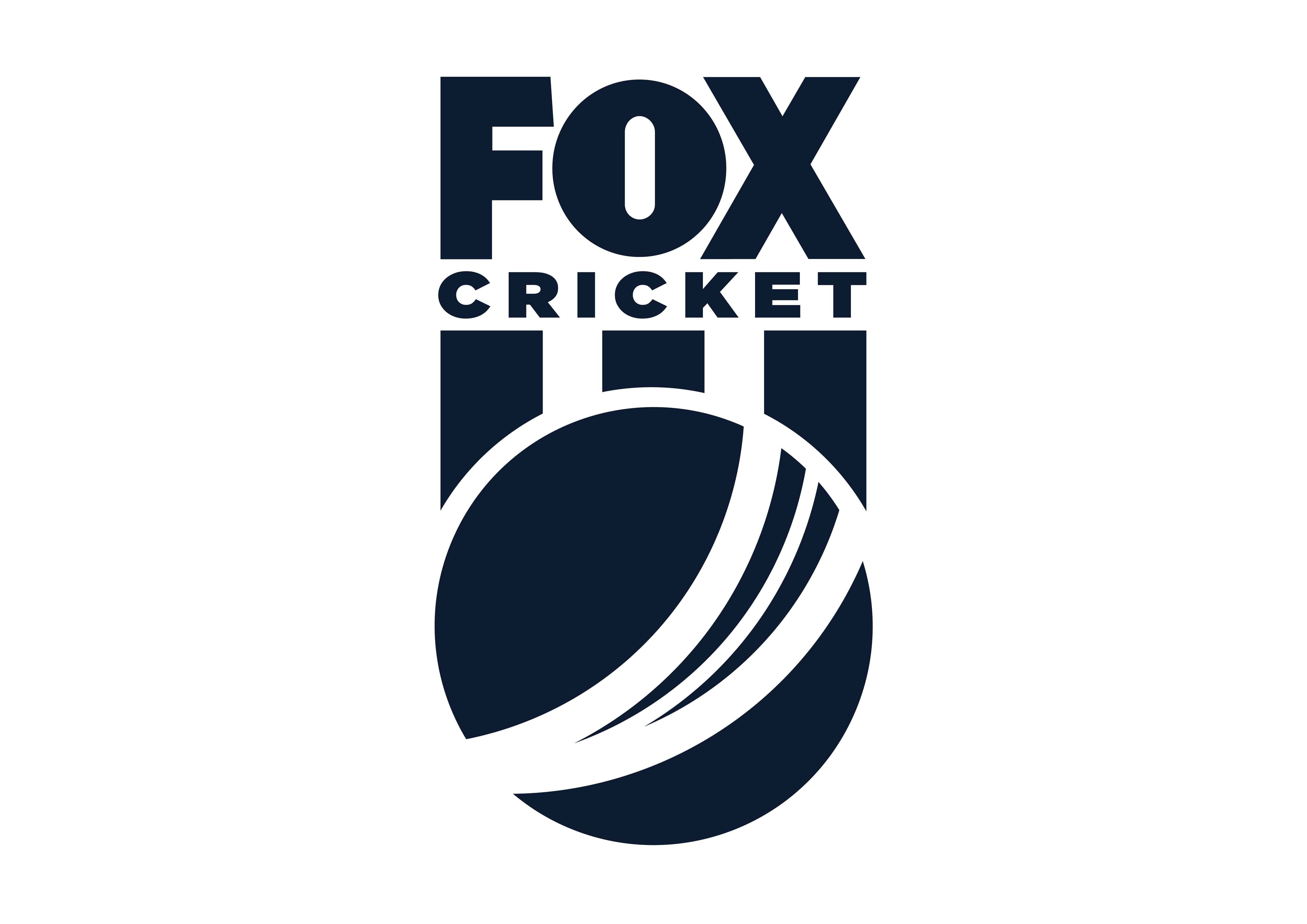 Fox cricket logo