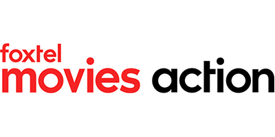 Foxtel movies action logo