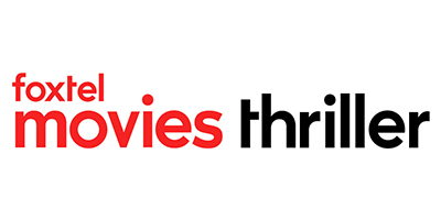 Foxtel movies thriller logo