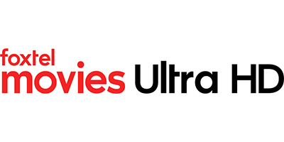 Foxtel movies ultra hd logo