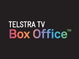 Telstra TV Box Office logo