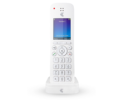 Telstra easy control desktop handset