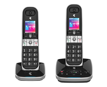 Telstra Call Guardian 301 Twin