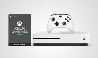 Xbox One S All Access