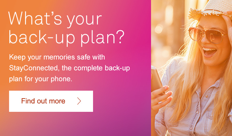 What's your back-up plan?