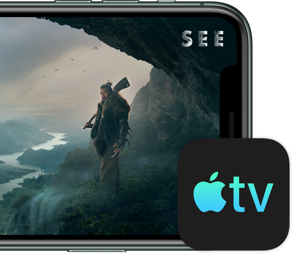 iPhone 11 and Apple TV+, the best mobile entertainment combo