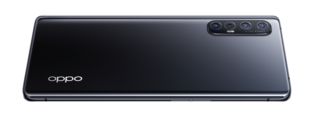 OPPO Find X2 Neo back angle