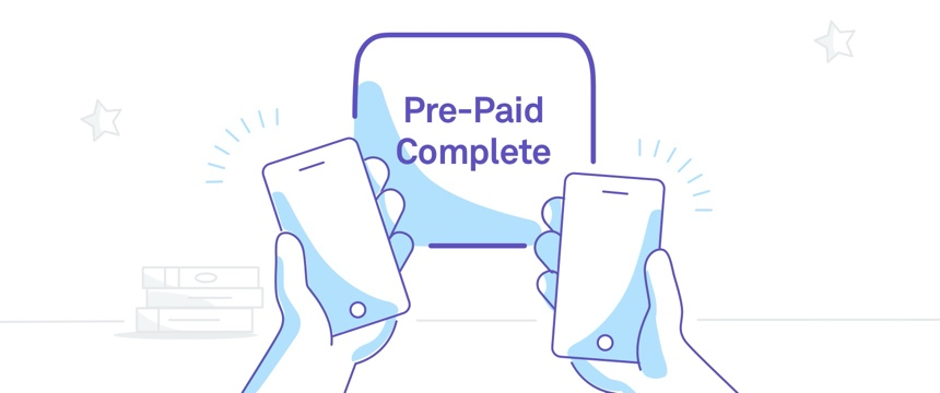 Pre-Paid Complete Plan