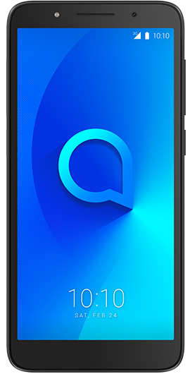 Alcatel 1C Black | Tuggl