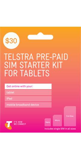 how to check download usage telstra