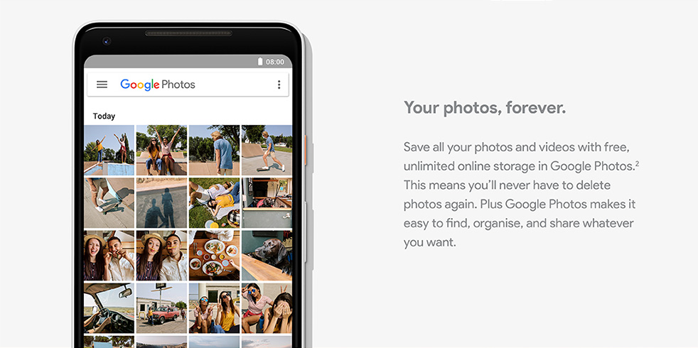 Pixel 2 Amp Pixel 2 Xl Phone By Google At Telstra