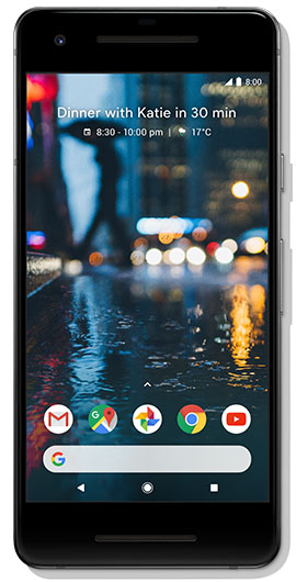 Pixel 2 128GB Just Black at Telstra Shop in Fountain Gate, VIC | Tuggl