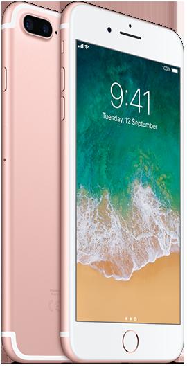 iPhone 7 Plus 128GB Rose Gold | Tuggl
