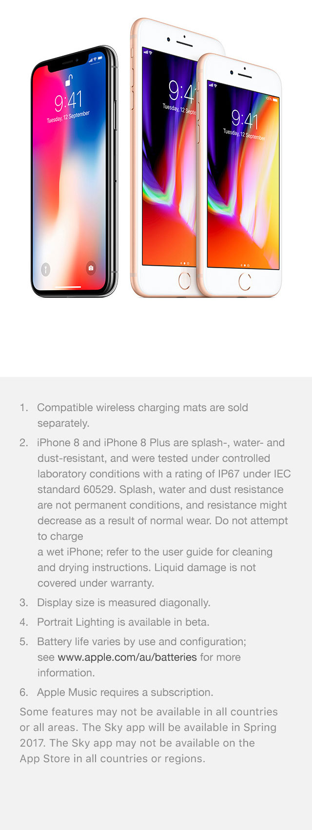 iPhone 8 Mobile plans from Telstra