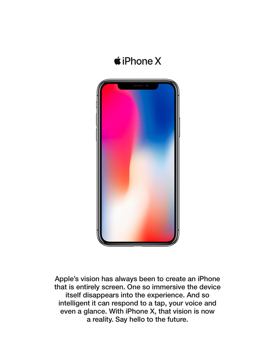 iPhone X - The Latest Phone from Apple