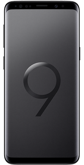 Samsung Galaxy S9 256GB Midnight Black | Tuggl