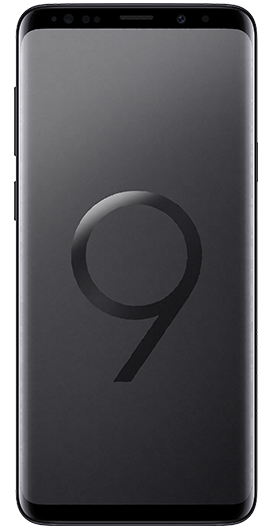 Samsung Galaxy S9+ 256GB Midnight Black at Telstra Shop in Cranbourne, VIC | Tuggl