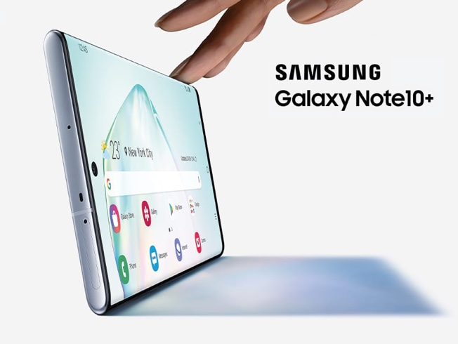 Samsung Galaxy Note10+: our favourite features