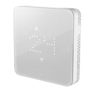 zen thermostat from telstra smart home. Black Bedroom Furniture Sets. Home Design Ideas