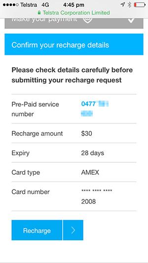 24x7 confirm your recharge details 2