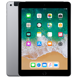 New iPad 128GB Space Grey at Telstra Shop in Warragul, VIC | Tuggl