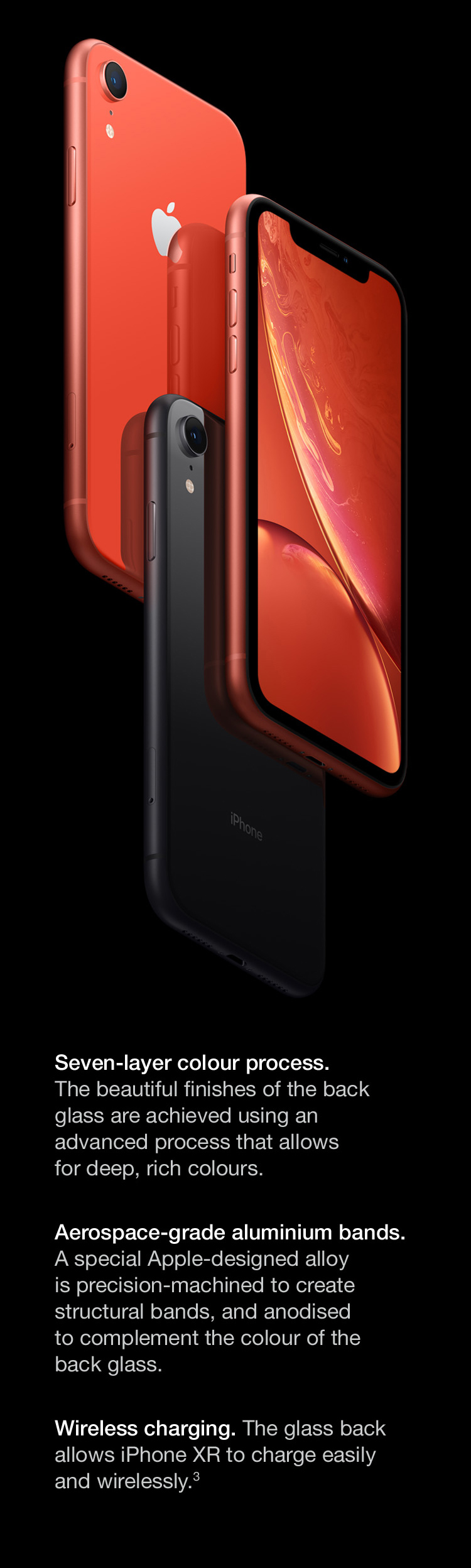 iPhone XR Mobile plans from Telstra